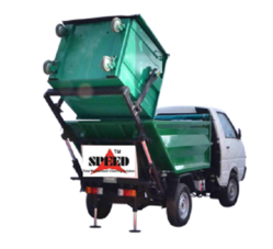 Garbage Tipper with Bin Lifter