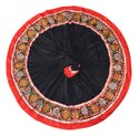 Indian Kutchi Embroidered - Navratri Special Cotton Skirt
