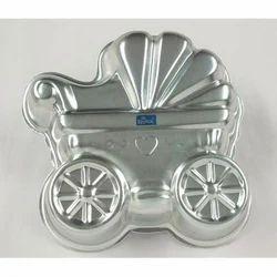 Baby Pram Cake / Jelly Pans