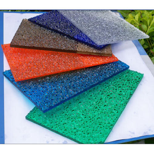 Polycarbonate Sheet Polycarbonate Solid Embossed Sheet