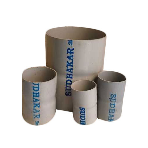 Sudhakar PVC Coupling, for Pipe Fitting ,Size: 1/2 inch to 3 inch