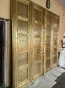 Pure Brass Door