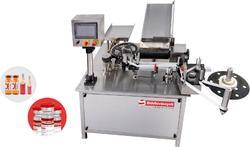 High Speed Vial Labeling Machine