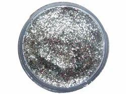 Silver Glitter Dust