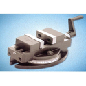 Precision Self Centering Vises With Swivel Base