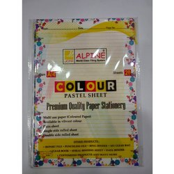 Designer Pastel Sheets