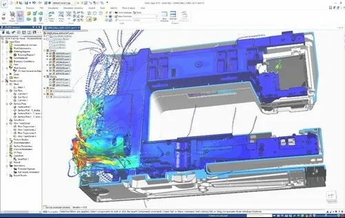 SIEMENS CAD Software For Designing, Antech Microsystem