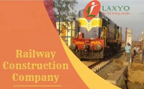 Railway Track Construction and Material Supply in Vijay