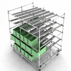 FIFO Storage Rack
