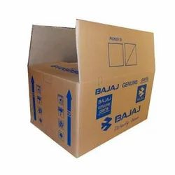 Automotive Printed Packaging Box