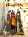 Mashup Vol-1 Aradhna Traditional Rayon With Print And Embroidery Work Designer Kurtis