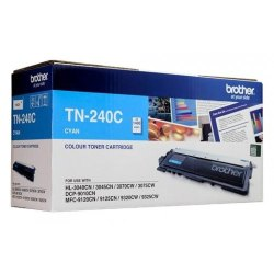 TN-240C Brother Toner Cartridge