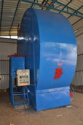Single Arm Bi Axial Rotational Moulding Machines