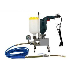 Orange High Pressure Grout Pump