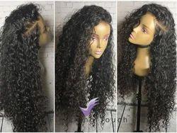 Girl Long Curly Hair Wig