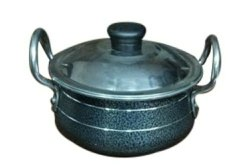 krishan Enterprises Round Aluminium Handi, For Multipurpose