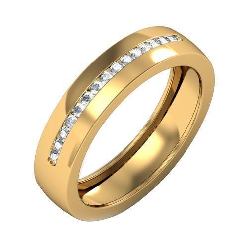 Mens Gold Ring Mens Ring R K Sarraf Jaipur