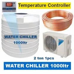 Water Chiller 1000ltr 2ton