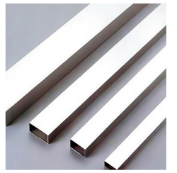 Stainless Steel Square Slot Tubes