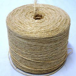Light Brown Sisal Yarn