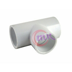 Socket Type Plain Moulded Tee