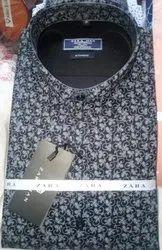 Cotton/Linen Mens Casual Shirts