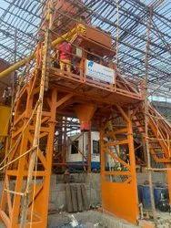 60 Cum Automatic Concrete Batching Plant