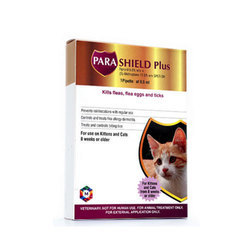 Veterinary Flea and Tick Control Medicine, Packaging Size: 1 Pipette Of 0.5 mL