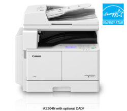 Canon IR2204N with Duplex DADF & Toner