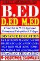 B Ed Course