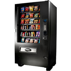 Snacks And Beverage Vending Machine