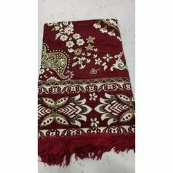 Hand Knotted Sanhil Cotton Carpet, Size: 5 X 7 Feet