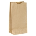 Brown Paper Pouch
