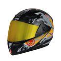 Trusty Mirror Visor Full Face Helmet