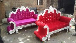 Wooden Wedding Sofa
