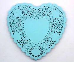 Doilies Paper Heart