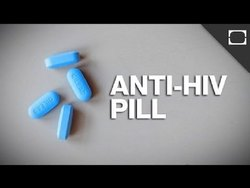Anti HIV Pill Tablet