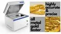 Gold Testing Machine - Most Advanced SDD Detector from USA