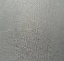 Plain Grey Ultra Satin Fabric, For Clothing, 250