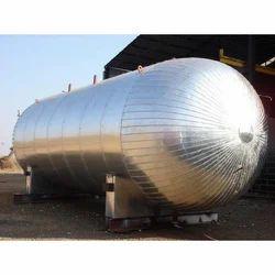 Lotus Boilers Stainless Steel Blowdown Tank