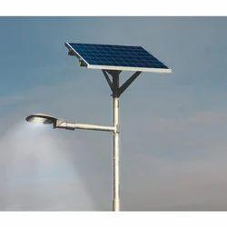 9 W Solar Street Light Installation