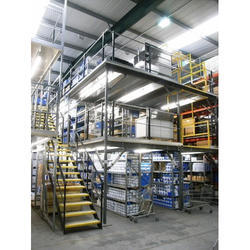 MS Two Tier Racking System