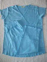 004 Blue Pajama