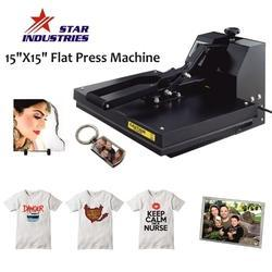 T Shirt Printing Machine - 15 x 15