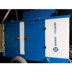 62 Kva Silent or Soundproof Hire Diesel Generator