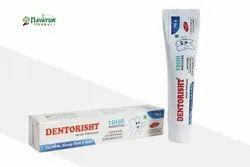 Dentorisht Toothpaste