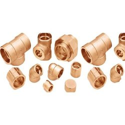 Nickel Copper Alloy Fittings