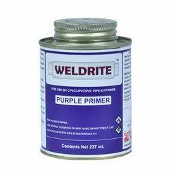 Weldrite Purple Primer, Packaging Size: 237 mL