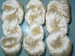 Eri Silk Yarn, For Textile Industries