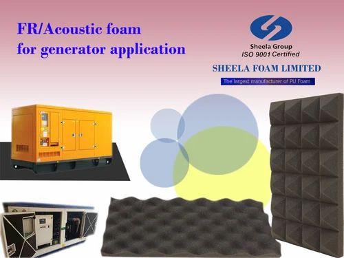 Sheela Sound Dampening Foam